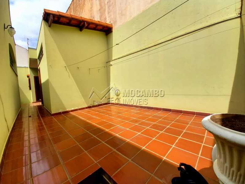 Quintal - Casa 3 quartos para alugar Itatiba,SP Centro - R$ 3.550 - FCCA31392 - 24