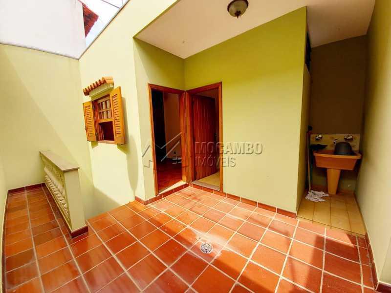 Quintal - Casa 3 quartos para alugar Itatiba,SP Centro - R$ 3.550 - FCCA31392 - 21