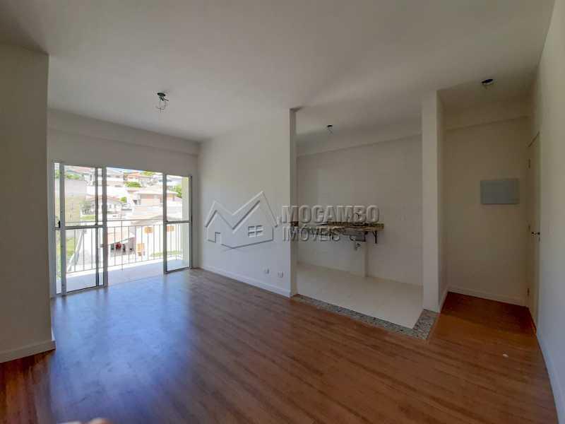 Sala - Apartamento 3 quartos à venda Itatiba,SP - R$ 350.000 - FCAP30582 - 1