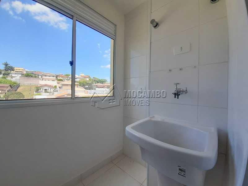Lavanderia - Apartamento 3 quartos à venda Itatiba,SP - R$ 350.000 - FCAP30582 - 13