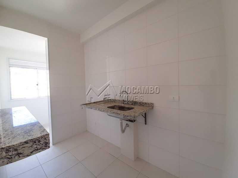 Cozinha - Apartamento 3 quartos à venda Itatiba,SP - R$ 350.000 - FCAP30582 - 5