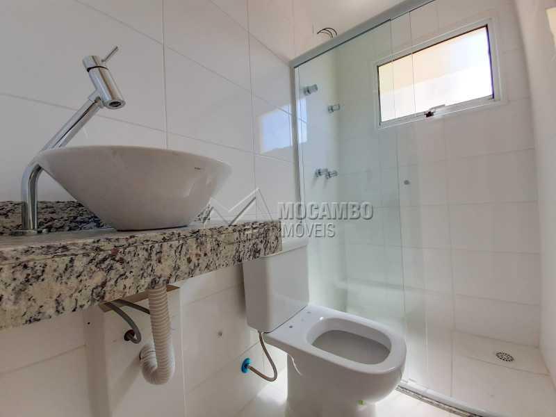 Banheiro da Suite - Apartamento 3 quartos à venda Itatiba,SP - R$ 350.000 - FCAP30582 - 12