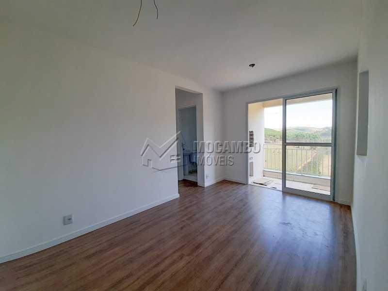 SALA - Apartamento 2 quartos à venda Itatiba,SP - R$ 250.000 - FCAP21160 - 1