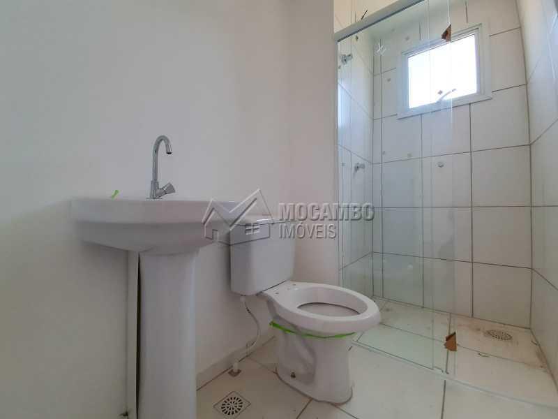BANHEIRO - Apartamento 2 quartos à venda Itatiba,SP - R$ 250.000 - FCAP21160 - 7