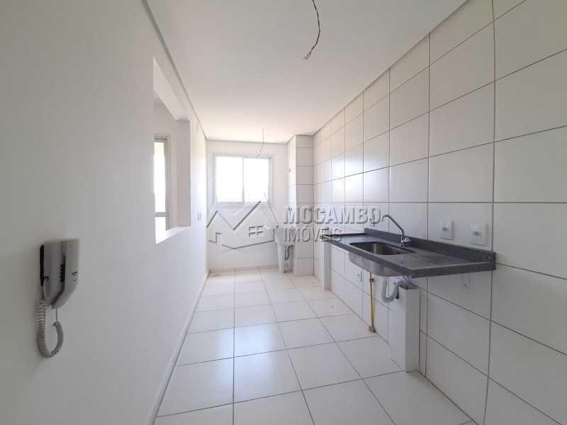 COZINHA - Apartamento 2 quartos à venda Itatiba,SP - R$ 250.000 - FCAP21160 - 6
