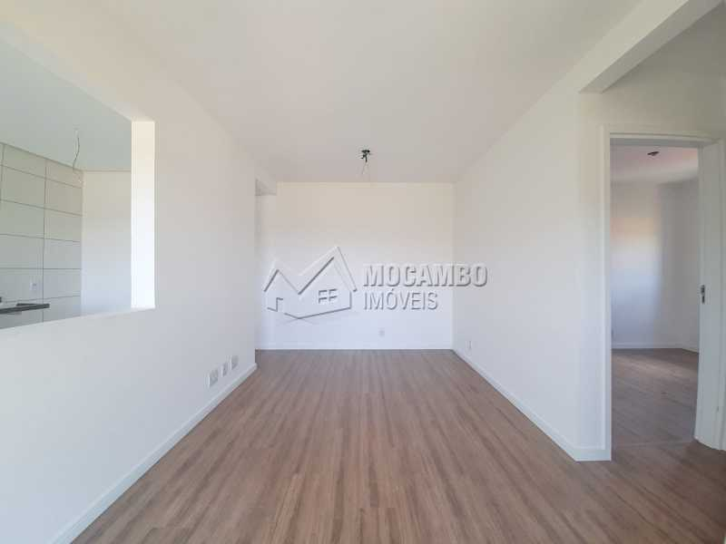 SALA - Apartamento 2 quartos à venda Itatiba,SP - R$ 250.000 - FCAP21160 - 4