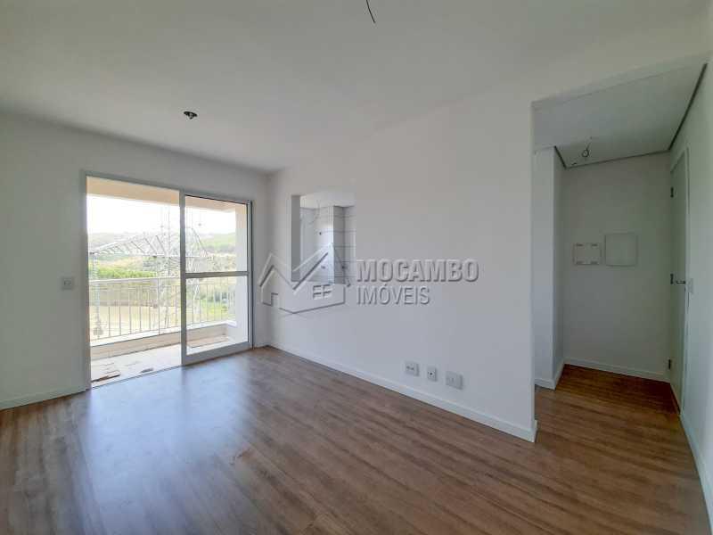 SALA - Apartamento 2 quartos à venda Itatiba,SP - R$ 250.000 - FCAP21160 - 3