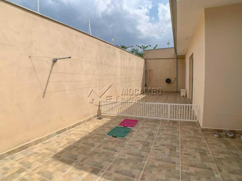 Quintal - Casa 3 quartos à venda Itatiba,SP - R$ 584.900 - FCCA31395 - 14