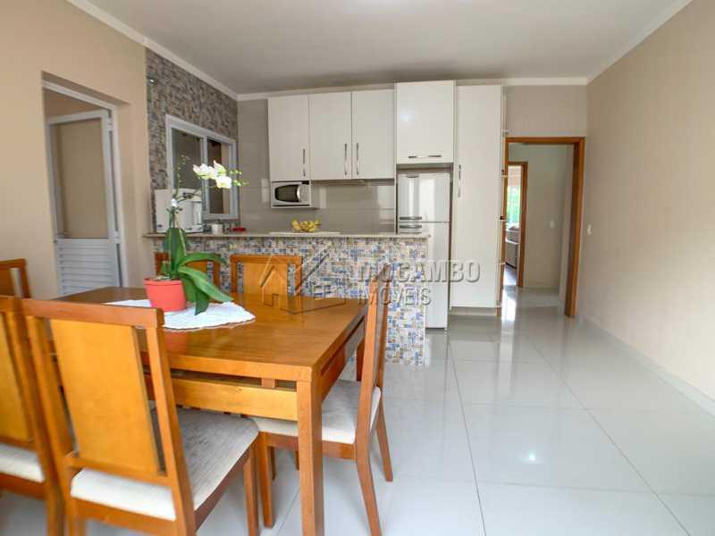 Sala Jantar - Casa 3 quartos à venda Itatiba,SP - R$ 584.900 - FCCA31395 - 6