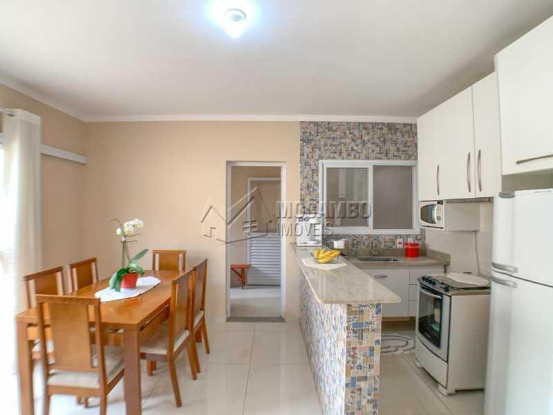 Cozinha - Casa 3 quartos à venda Itatiba,SP - R$ 584.900 - FCCA31395 - 7