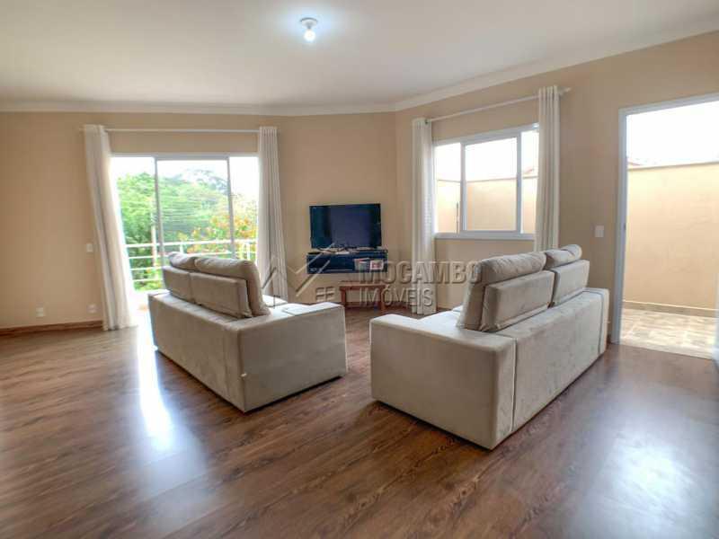 Sala - Casa 3 quartos à venda Itatiba,SP - R$ 584.900 - FCCA31395 - 1