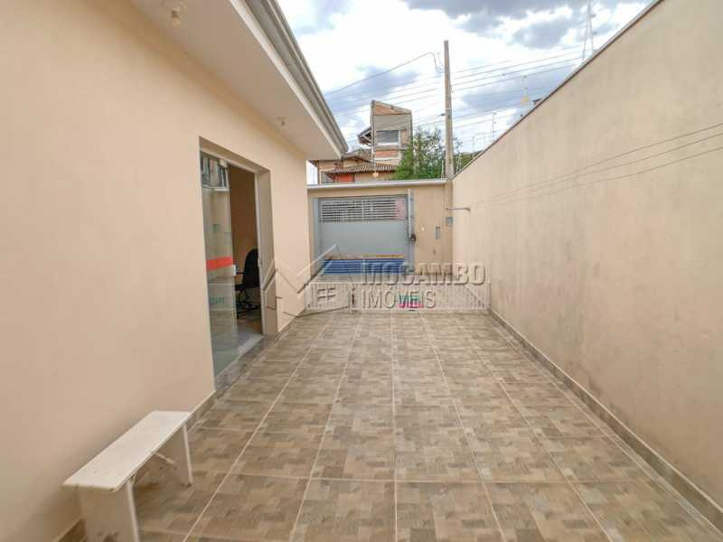 Quintal - Casa 3 quartos à venda Itatiba,SP - R$ 584.900 - FCCA31395 - 13