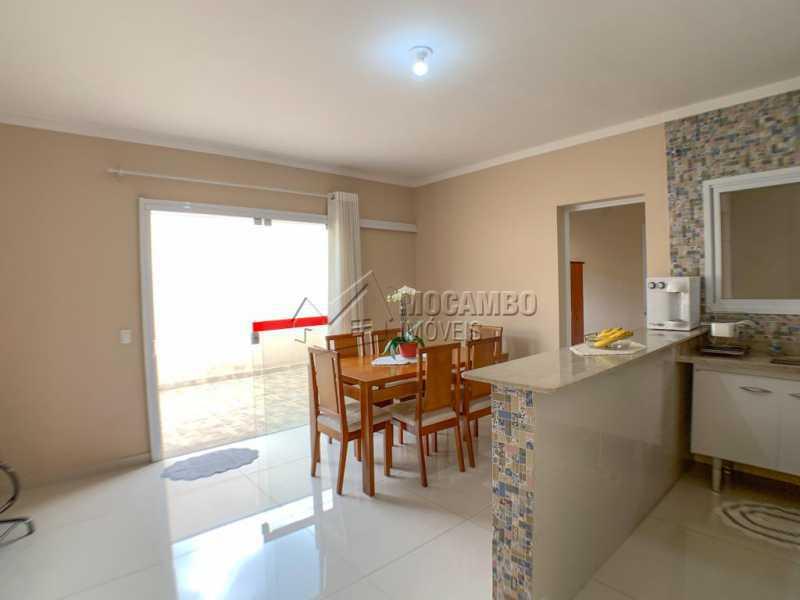 Copa - Casa 3 quartos à venda Itatiba,SP - R$ 584.900 - FCCA31395 - 17