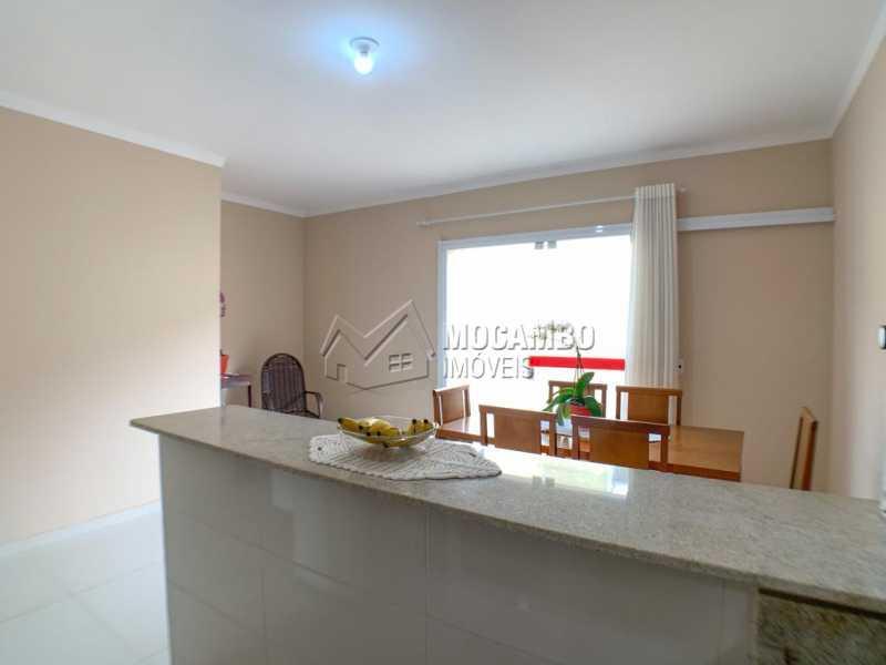 Cozinha - Casa 3 quartos à venda Itatiba,SP - R$ 584.900 - FCCA31395 - 18