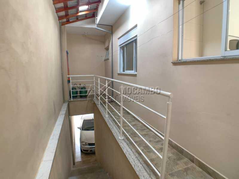 Acesso a segunda garagem - Casa 3 quartos à venda Itatiba,SP - R$ 584.900 - FCCA31395 - 20