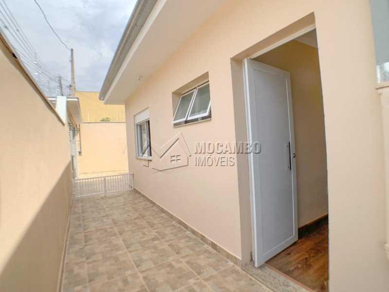 Lateral - Casa 3 quartos à venda Itatiba,SP - R$ 584.900 - FCCA31395 - 23
