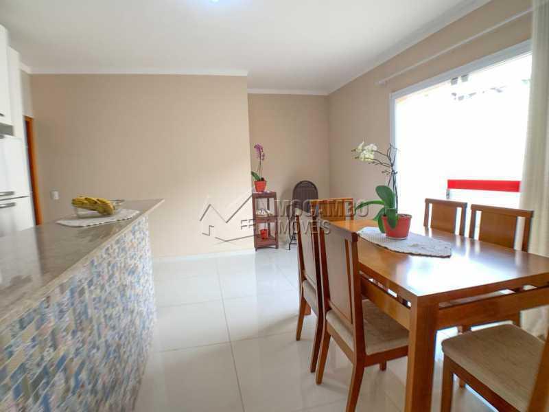Sala de Jantar - Casa 3 quartos à venda Itatiba,SP - R$ 584.900 - FCCA31395 - 25
