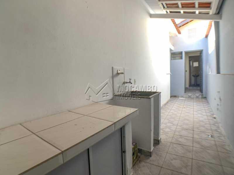 LAVANDERIA - Casa 3 quartos à venda Itatiba,SP - R$ 380.000 - FCCA31397 - 18