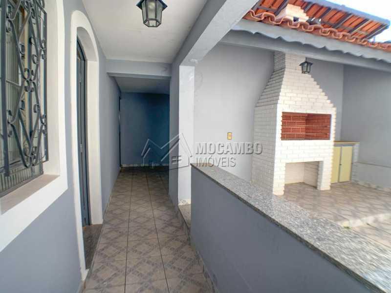 ÁREA GOURMET - Casa 3 quartos à venda Itatiba,SP - R$ 380.000 - FCCA31397 - 24