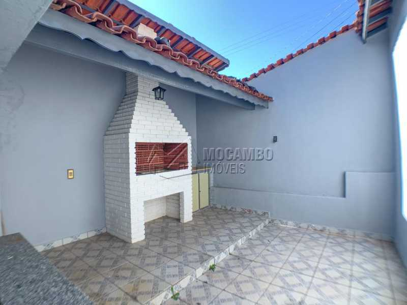 ÁREA GOURMET - Casa 3 quartos à venda Itatiba,SP - R$ 380.000 - FCCA31397 - 23