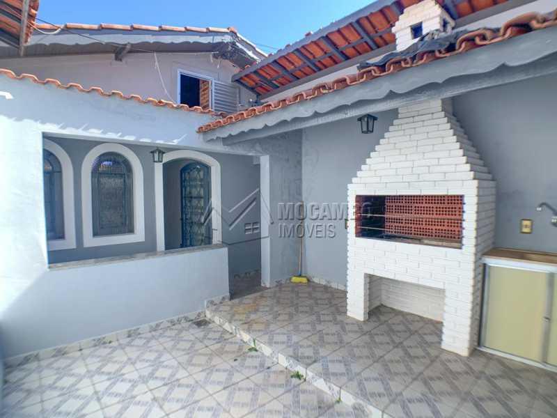 ÁREA GOURMET - Casa 3 quartos à venda Itatiba,SP - R$ 380.000 - FCCA31397 - 1