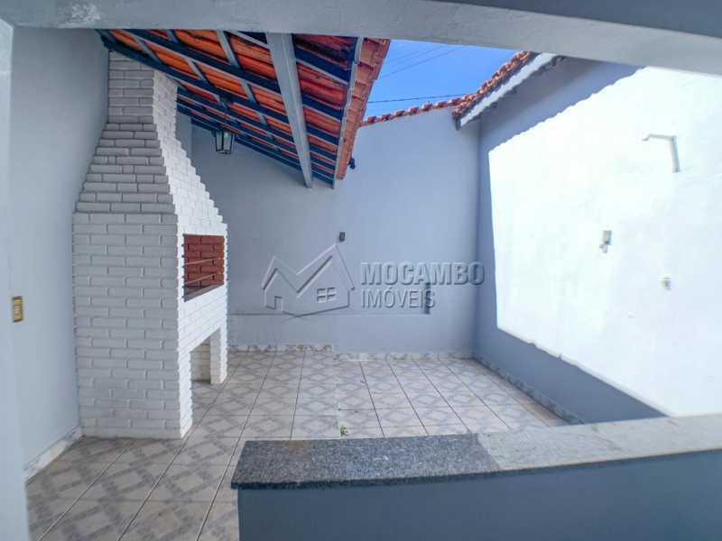 ÁREA GOURMET - Casa 3 quartos à venda Itatiba,SP - R$ 380.000 - FCCA31397 - 25