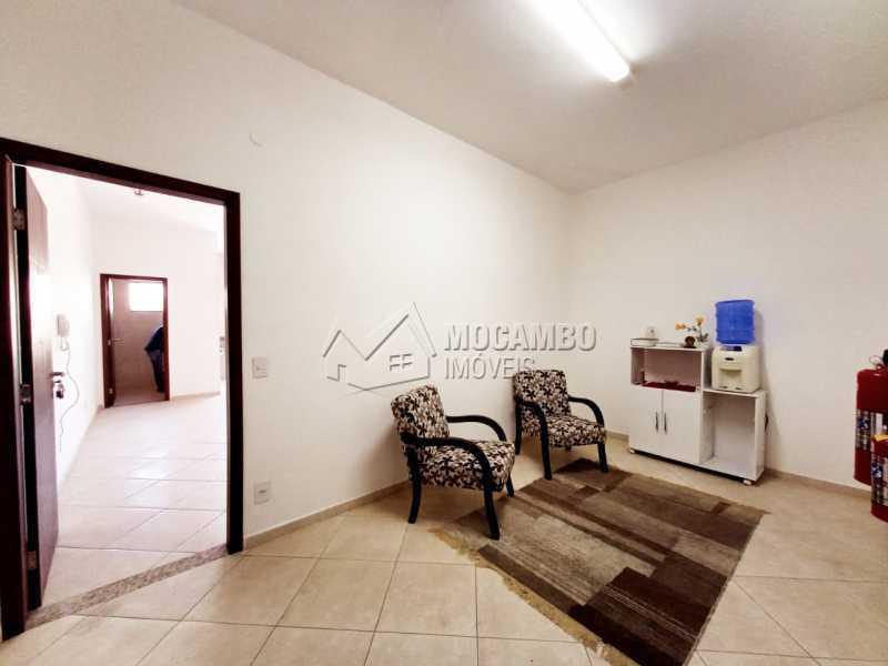 Recepção Compartilhada  - Sala Comercial 45m² para alugar Itatiba,SP - R$ 1.200 - FCSL00226 - 6