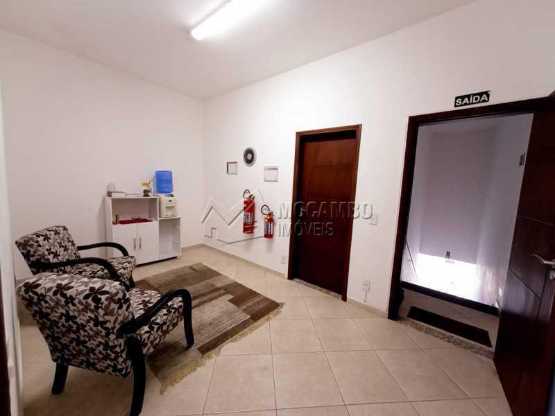 Recepção Compartilhada  - Sala Comercial 45m² para alugar Itatiba,SP - R$ 1.200 - FCSL00226 - 7