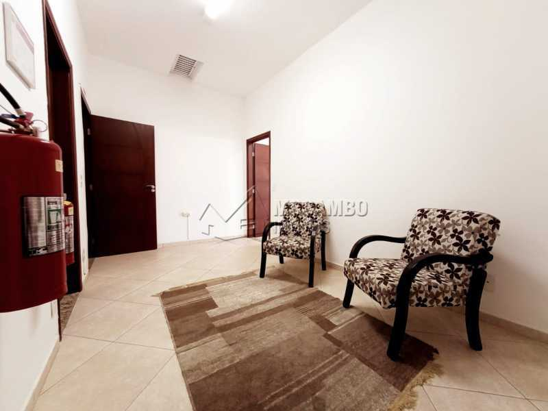 Recepção Compartilhada - Sala Comercial 45m² para alugar Itatiba,SP - R$ 1.200 - FCSL00226 - 8