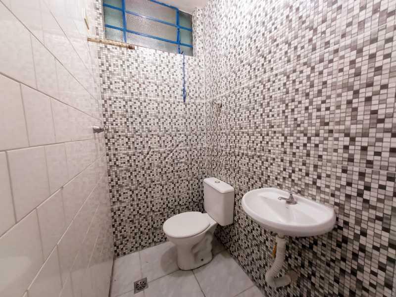 Banheiro social - Casa Comercial para alugar Itatiba,SP Centro - R$ 1.000 - FCCC20017 - 15