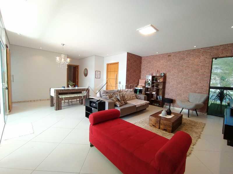 Salas Ambientes - Casa em Condomínio 3 quartos à venda Itatiba,SP - R$ 1.100.000 - FCCN30499 - 1