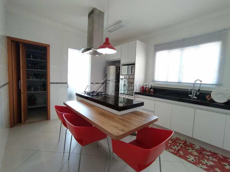 Cozinha - Casa em Condomínio 3 quartos à venda Itatiba,SP - R$ 1.100.000 - FCCN30499 - 9