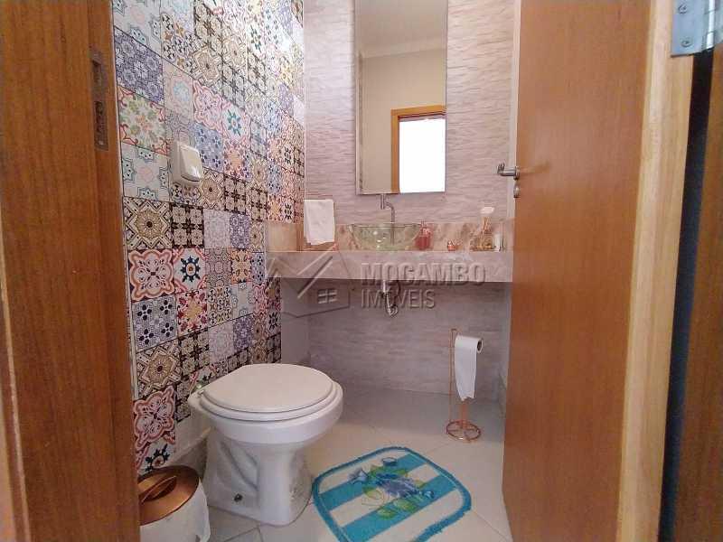 Lavabo - Casa em Condomínio 3 quartos à venda Itatiba,SP - R$ 1.100.000 - FCCN30499 - 8