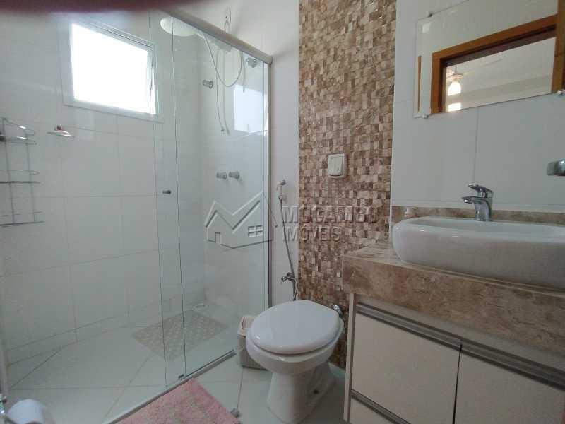 Banheiro Suíte 01 - Casa em Condomínio 3 quartos à venda Itatiba,SP - R$ 1.100.000 - FCCN30499 - 15