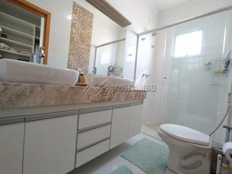 Banheiro Suíte 03 - Casa em Condomínio 3 quartos à venda Itatiba,SP - R$ 1.100.000 - FCCN30499 - 20