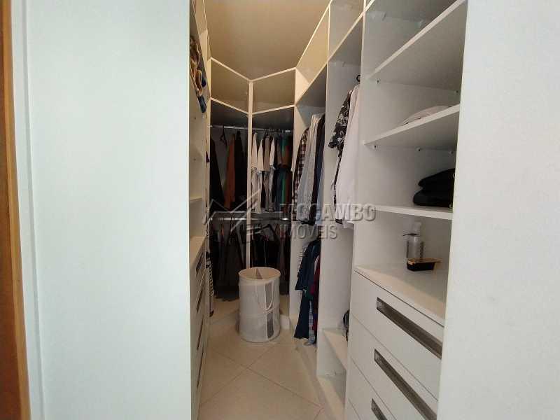 Closet - Casa em Condomínio 3 quartos à venda Itatiba,SP - R$ 1.100.000 - FCCN30499 - 21