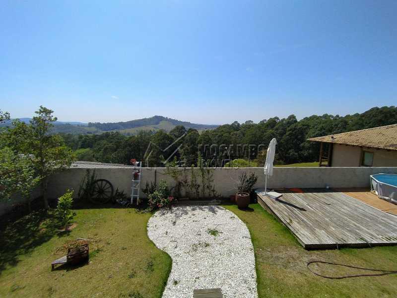 Vista Área Gourmet - Casa em Condomínio 3 quartos à venda Itatiba,SP - R$ 1.100.000 - FCCN30499 - 12