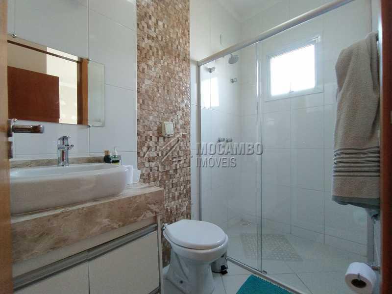 Banheiro Suíte 02 - Casa em Condomínio 3 quartos à venda Itatiba,SP - R$ 1.100.000 - FCCN30499 - 17