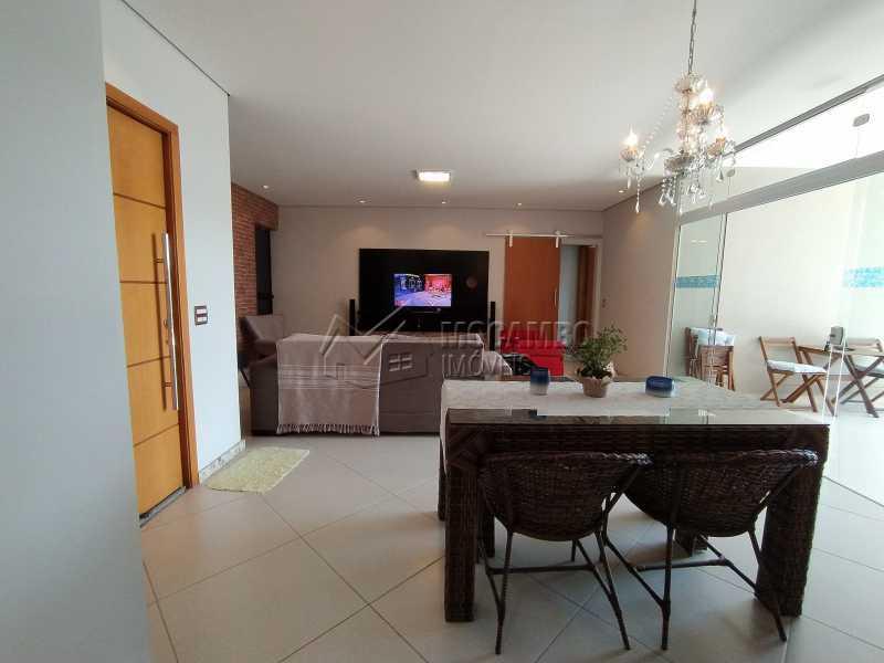 Sala - Casa em Condomínio 3 quartos à venda Itatiba,SP - R$ 1.100.000 - FCCN30499 - 6