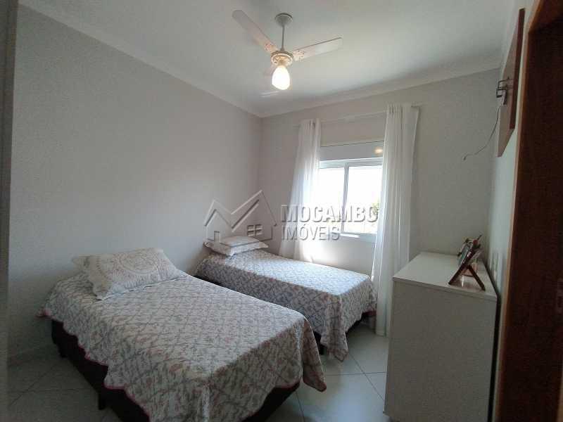 Suíte 01 - Casa em Condomínio 3 quartos à venda Itatiba,SP - R$ 1.100.000 - FCCN30499 - 14