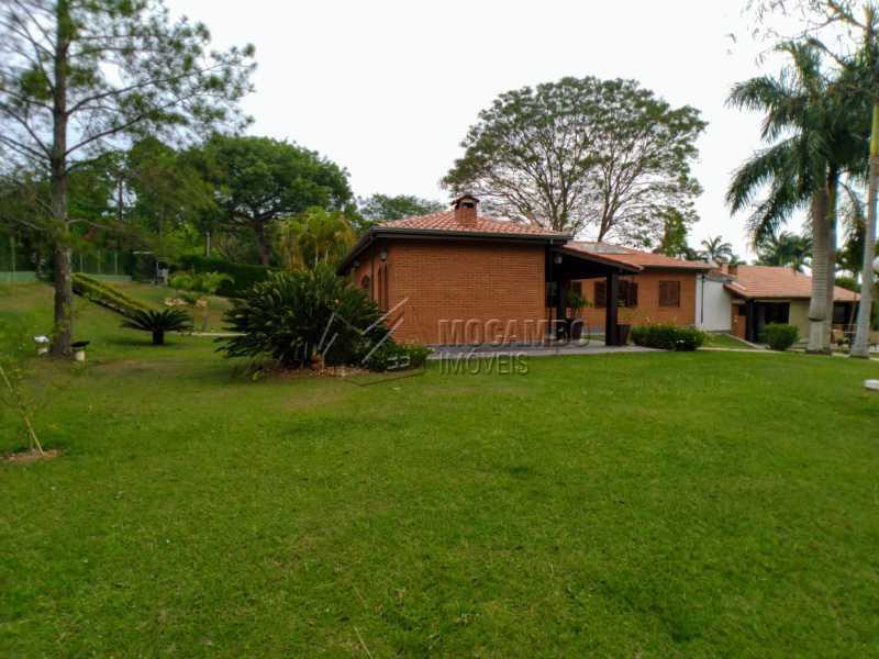 Área gramada - Casa em Condomínio 3 quartos à venda Itatiba,SP - R$ 1.890.000 - FCCN30500 - 22
