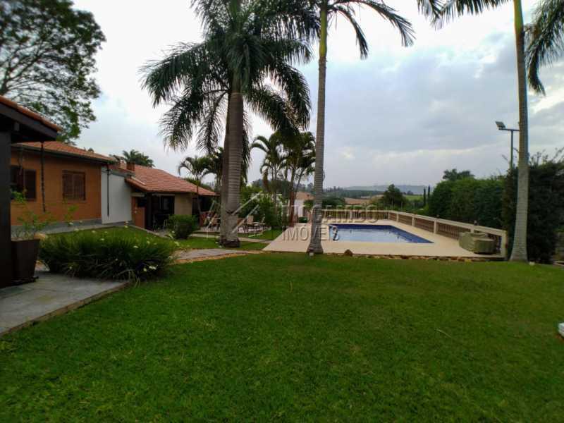 piscina - Casa em Condomínio 3 quartos à venda Itatiba,SP - R$ 1.890.000 - FCCN30500 - 1