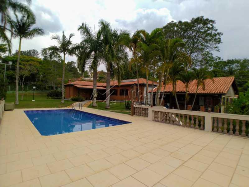 Piscina  - Casa em Condomínio 3 quartos à venda Itatiba,SP - R$ 1.890.000 - FCCN30500 - 20