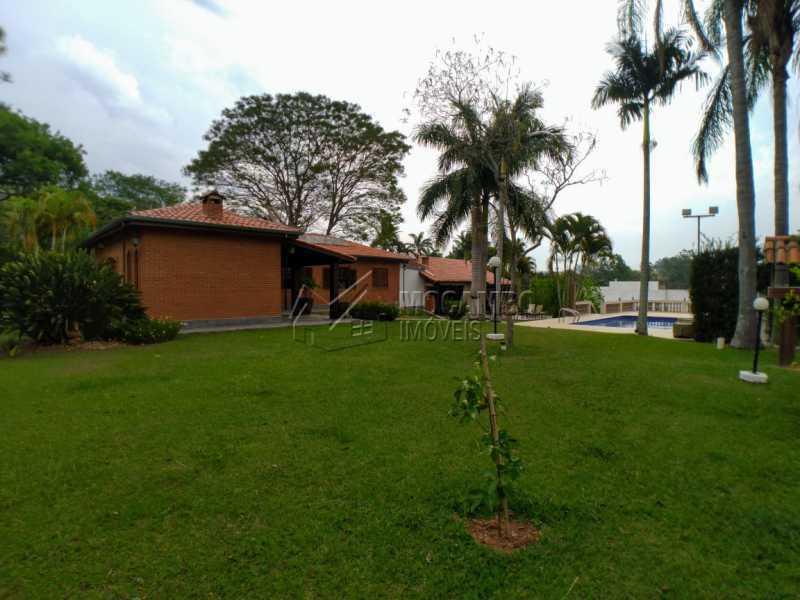 Jardim com arvores frutíferas - Casa em Condomínio 3 quartos à venda Itatiba,SP - R$ 1.890.000 - FCCN30500 - 24