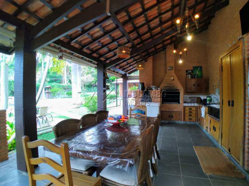 Área Gourmet - Casa em Condomínio 3 quartos à venda Itatiba,SP - R$ 1.890.000 - FCCN30500 - 17