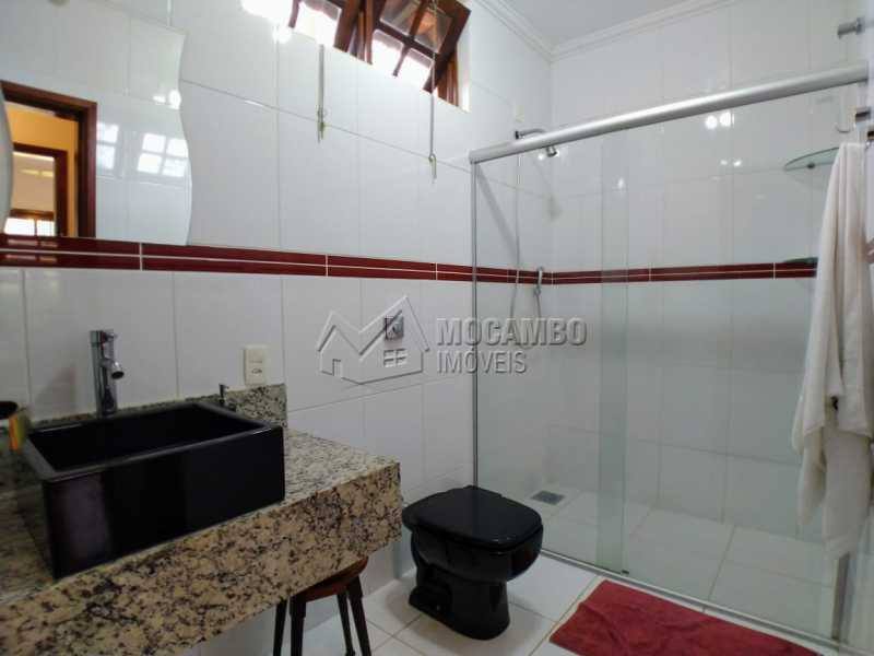 Banheiro com fino acabamento - Casa em Condomínio 3 quartos à venda Itatiba,SP - R$ 1.890.000 - FCCN30500 - 11