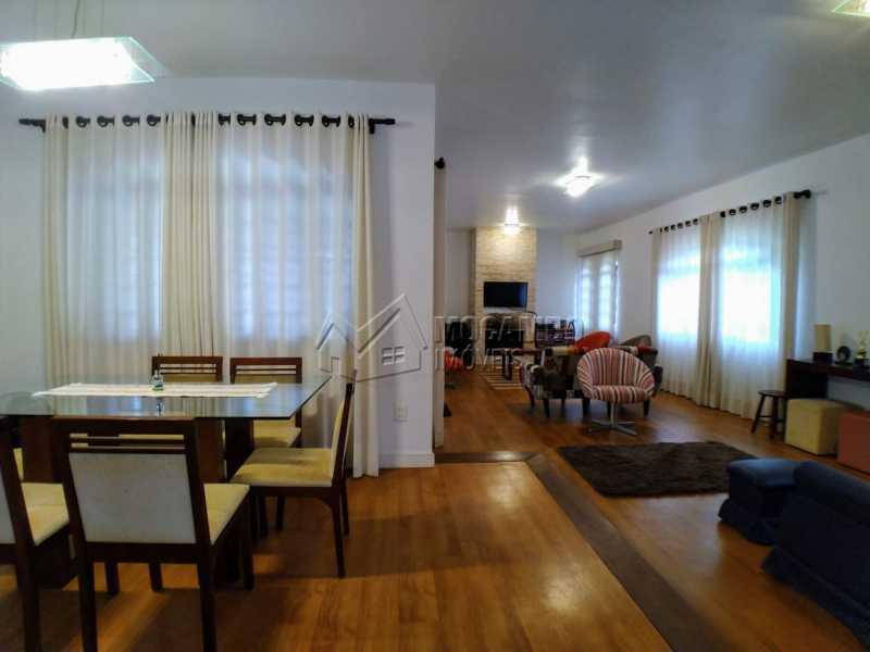 Sala de jantar  - Casa em Condomínio 3 quartos à venda Itatiba,SP - R$ 1.890.000 - FCCN30500 - 8