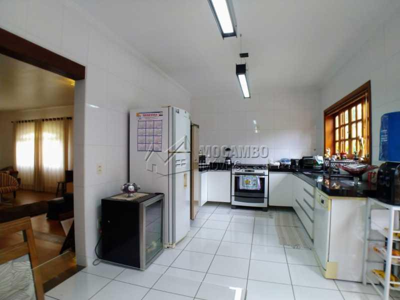 Cozinha planejada - Casa em Condomínio 3 quartos à venda Itatiba,SP - R$ 1.890.000 - FCCN30500 - 5