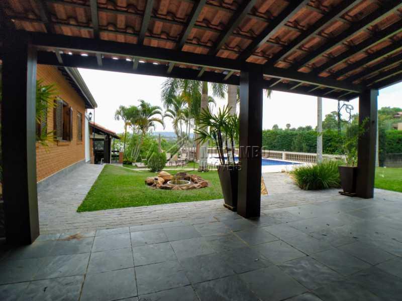 Varanda  - Casa em Condomínio 3 quartos à venda Itatiba,SP - R$ 1.890.000 - FCCN30500 - 16