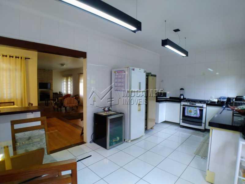 Cozinha - Casa em Condomínio 3 quartos à venda Itatiba,SP - R$ 1.890.000 - FCCN30500 - 6